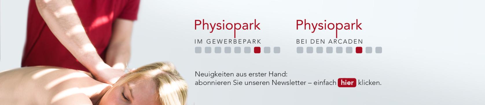 Physiopark, Praxis im Gewerbepark, Regensburg